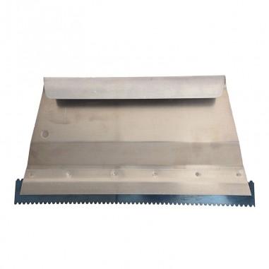 Espátula encolar de aluminio Techno