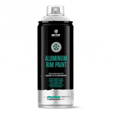 Pintura aluminio llantas MTN Pro