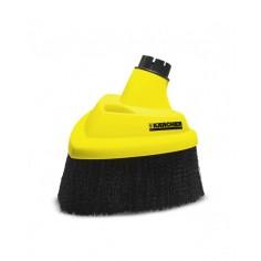 Protección contra salpicaduras para boquilla turbo