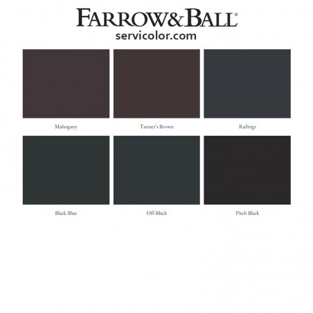 Farrow and Ball Estate Eggshell Exterior
