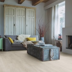 Quick-Step Majestic Roble bosque gris claro