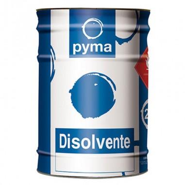 Disolvente poliuretano Pyma