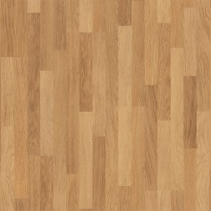 Quick-Step Classic | Roble natural barnizado 3 listones