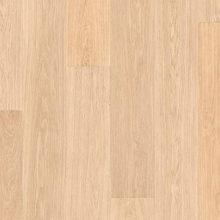 Quick-Step Largo | Roble barnizado blanco en planchas