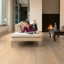 Quick-Step Largo | Roble barnizado blanco en planchas