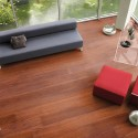 Quick-Step Largo | Merbau barnizado natural en planchas