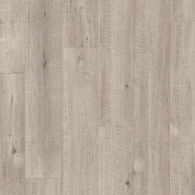 Quick-Step Impressive | Roble con cortes de sierra gris
