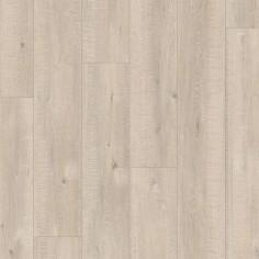 Quick-Step Impressive Ultra | Roble con cortes de sierra beige