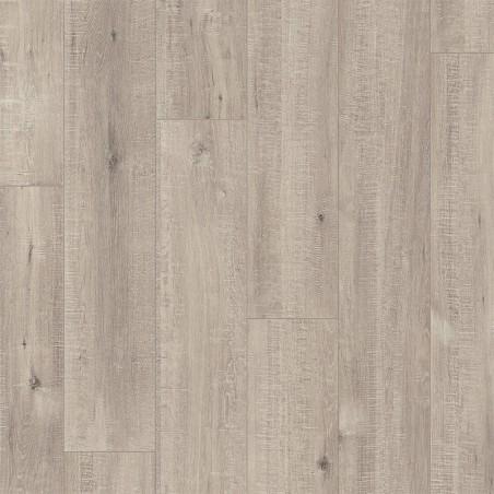 Quick-Step Impressive Ultra | Roble con cortes de sierra gris