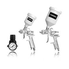 Juego pistolas de pintar Werku WK500230