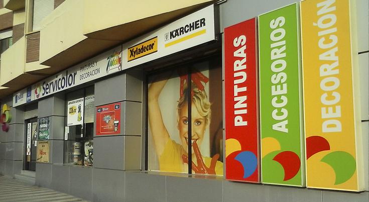 Servicolor Benissa | Pinturas y Decoración