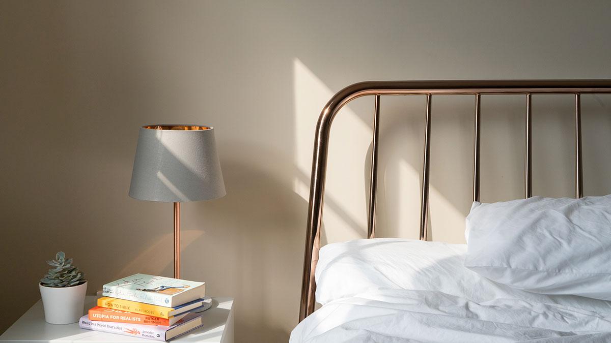 Los 7 colores de pintura más relajantes para dormitorios