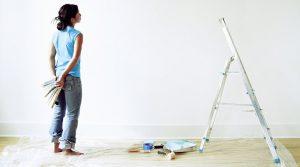 Aprende cómo pintar las paredes de tu casa ¡tú mismo!