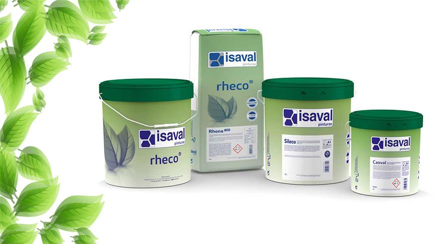 La línea Rheco de Isaval apuesta por la construcción sostenible